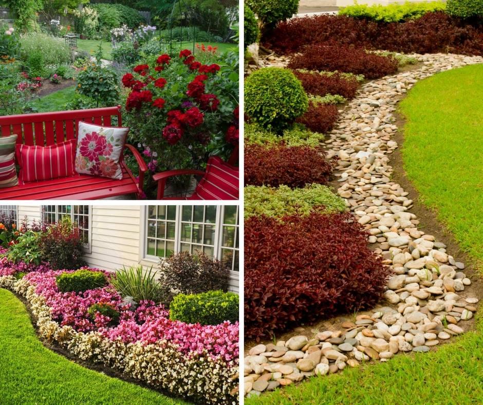 Cool Backyard Pools: 23 Super Cool Backyard Garden Ideas