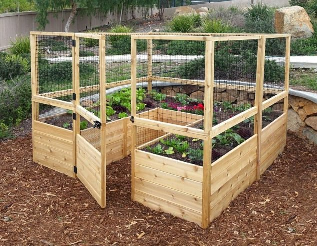 19 Ways How To Build Raised Bed Garden