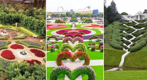 Charming 10 Most Beautiful Gardens