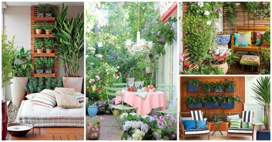 10 ways to turn your small balcony into a stunning oasis - Ways enhancing balcony ...