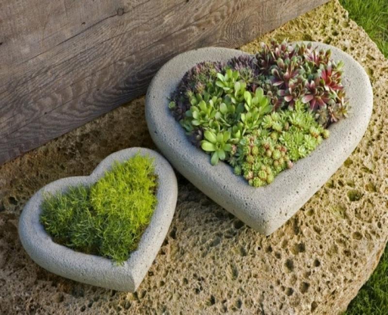 gartendeko selbst basteln, 1000 images about beton on pinterest gartendeko selbst basteln beton, Design ideen