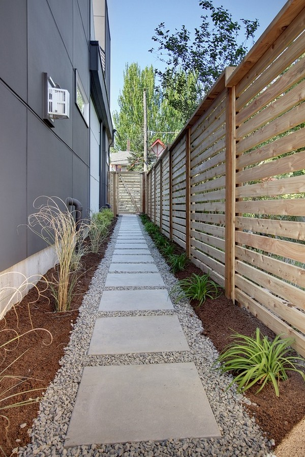 15 Absolutely Stunning Side Yard Decor Ideas You Must See on Side Yard Walkway Ideas id=93733