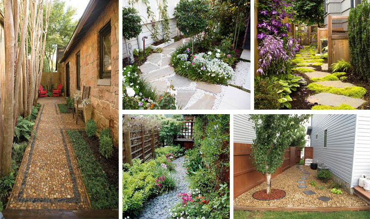 15 absolutely stunning side yard decor ideas you must see workwithnaturefo