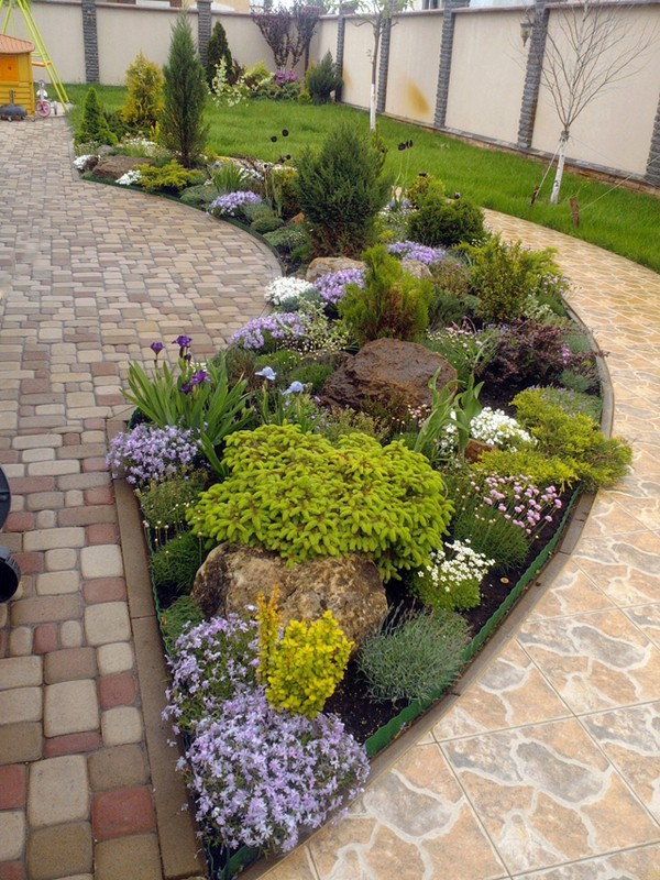 18 Impressive Garden Decor Ideas To Beautify Your Yard on Backyard Garden Design id=92563