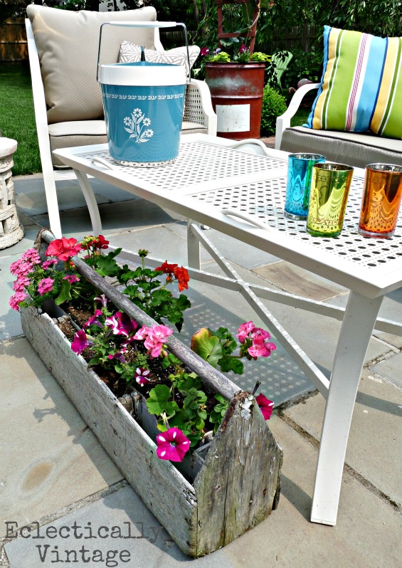 15 One Of A Kind Ideas For Making Diy Long Planters