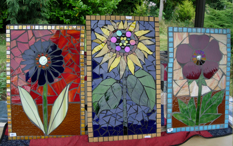 20 Mosaic Garden Decoration Ideas That Will Blow Your Mind