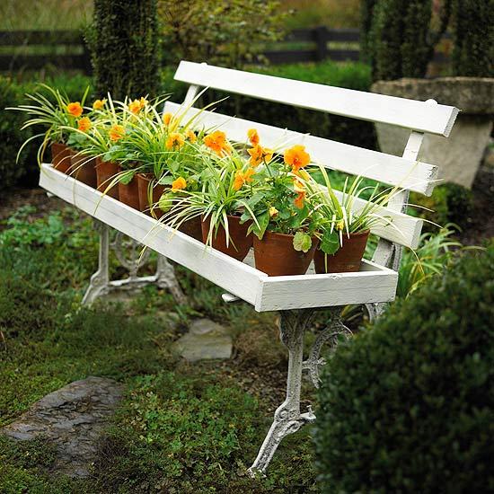 Small Space Garden Ideas: 15 Crafty Small Garden Ideas And Solutions For Saving Space