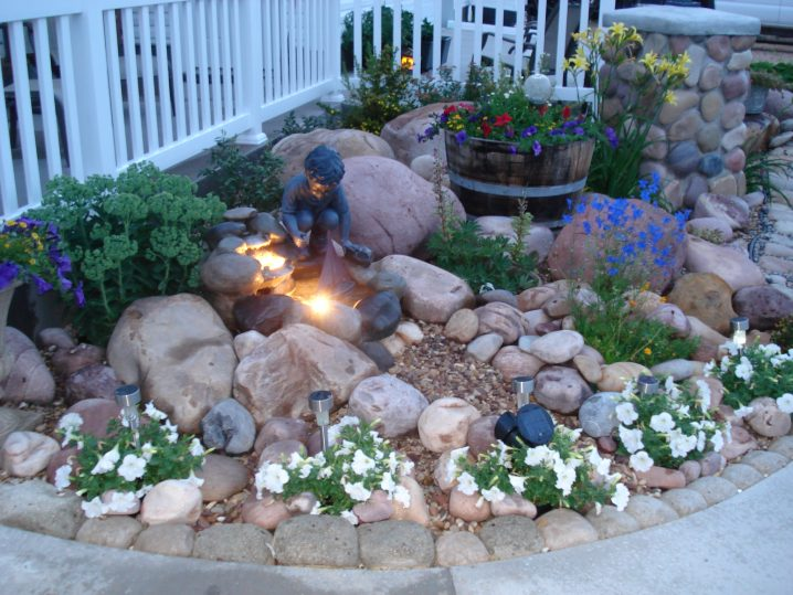 Amazing Small Rock Gardens