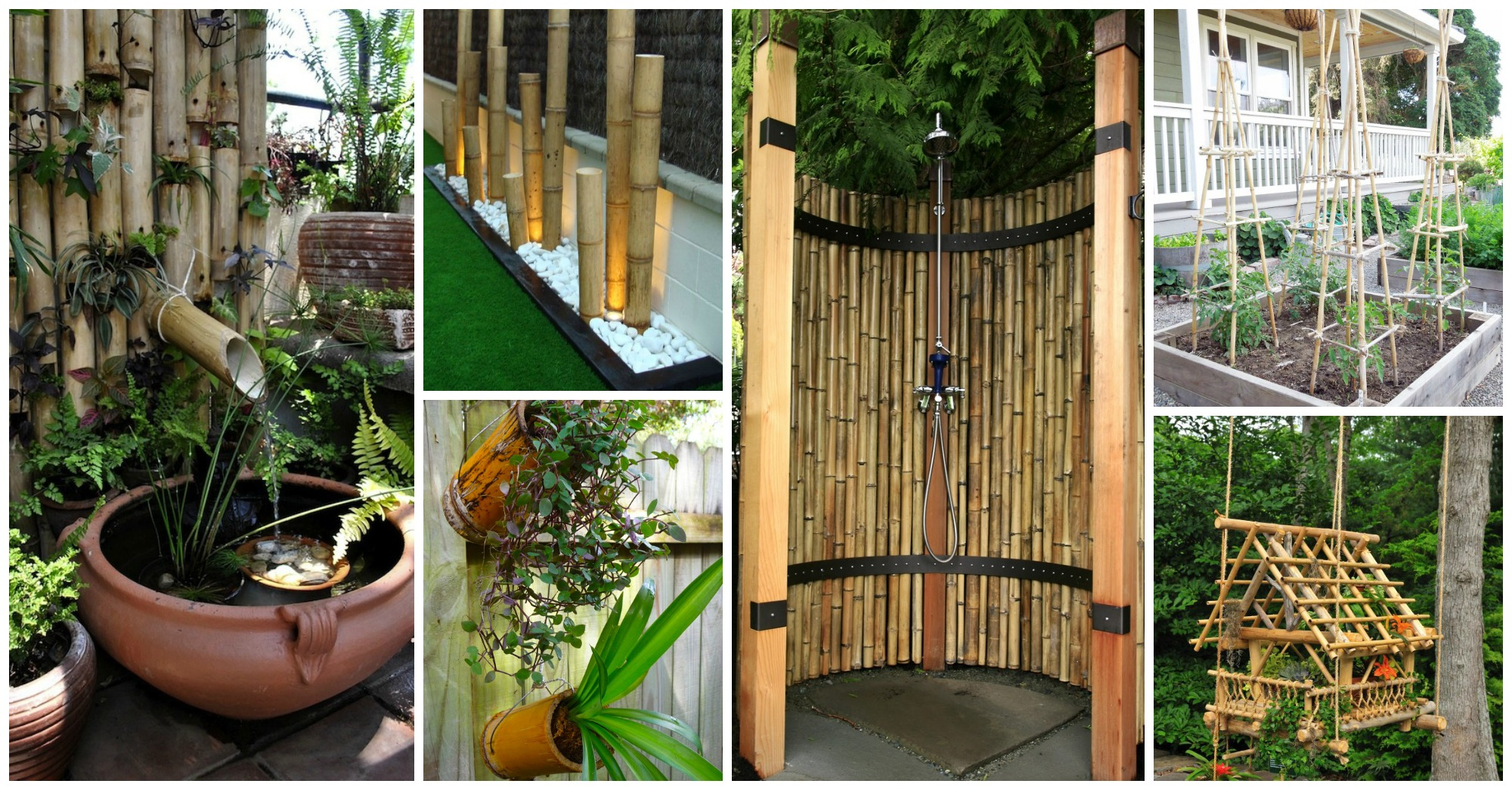 Things To Make With Bamboo Diy