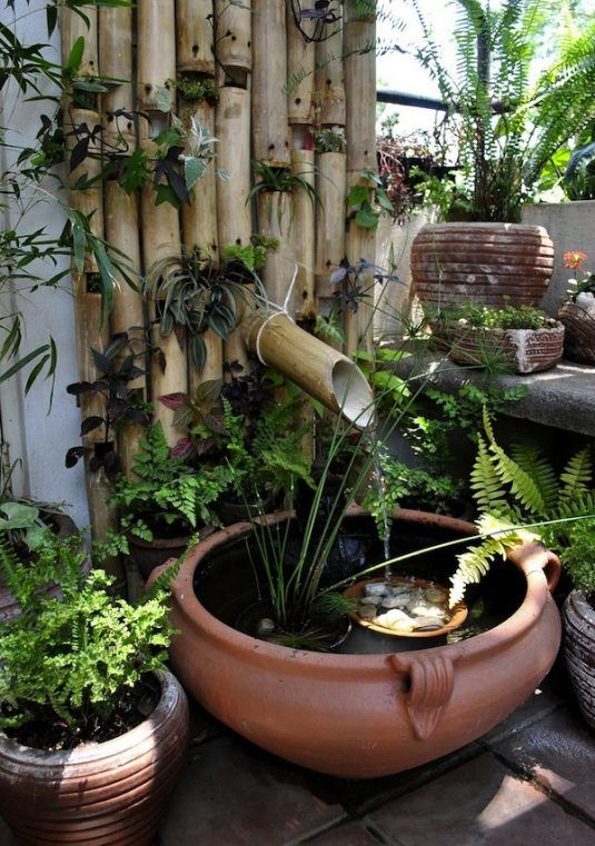 Warm And Amazing Idea To Make An Outdoor Shower And Enjoy The Hot Days In Your  Yard
