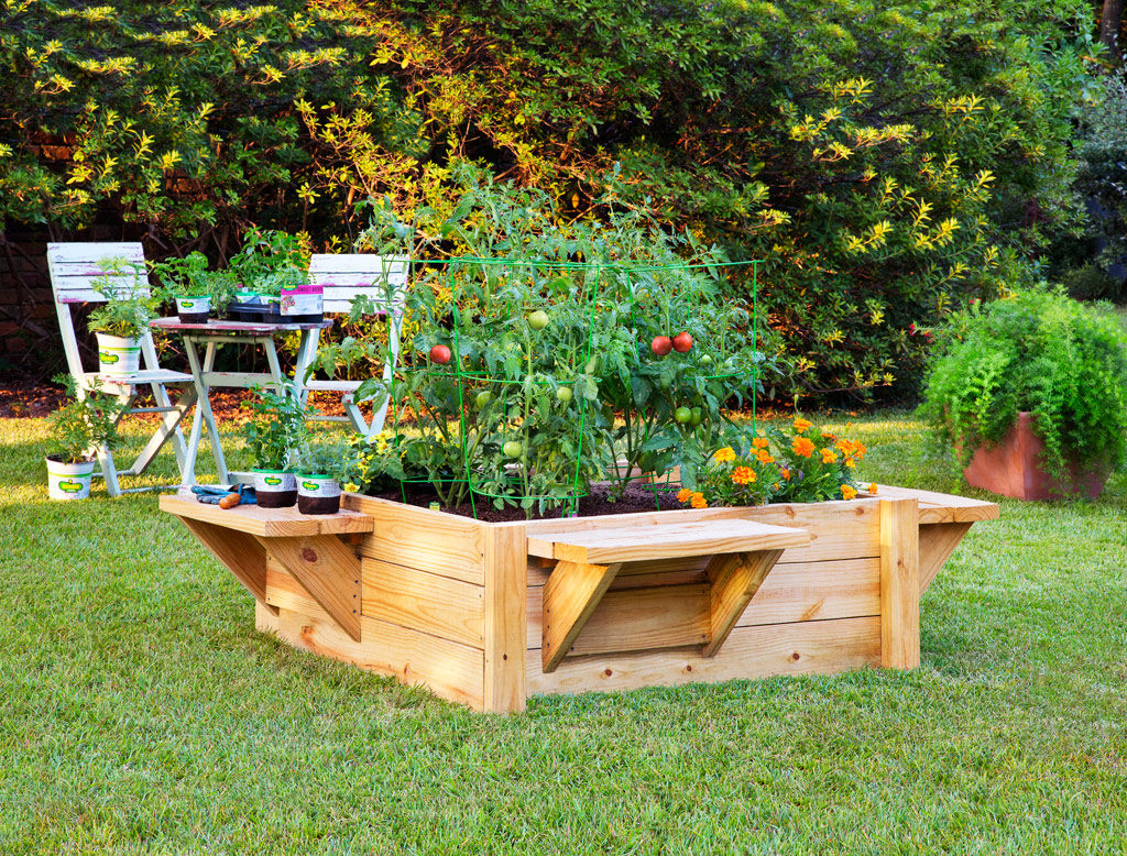 10 diy raised garden beds to improve your garden