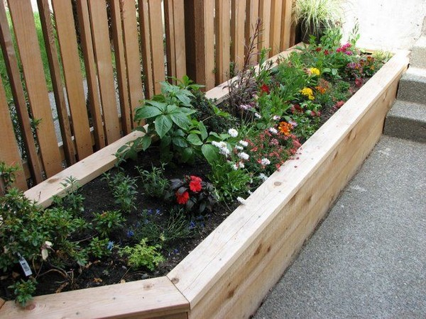 16 Amazing and Cool Raised Garden Bed Ideas For Your Backyard on Backyard Raised Garden Bed Ideas id=68765