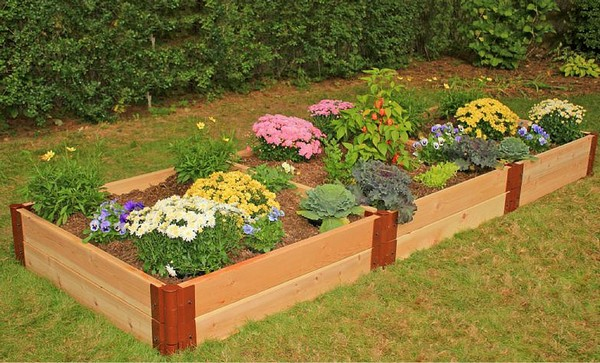 16 Amazing and Cool Raised Garden Bed Ideas For Your Backyard on Raised Patio Designs id=20081