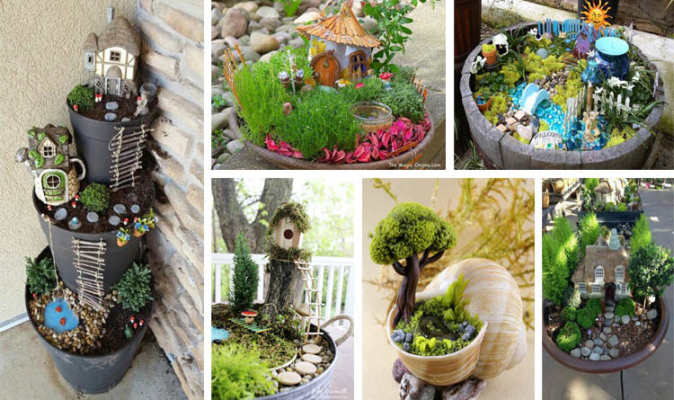 20 absolutely stunning diy fairy garden ideas for your home