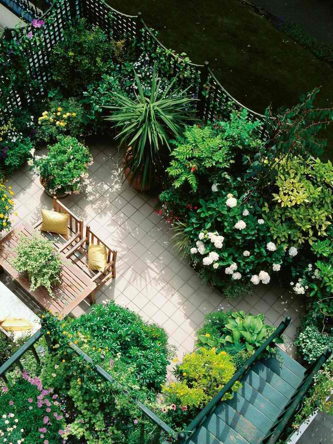 Amazing And Inspiring Rooftop Garden Ideas - Rooftop landscaping