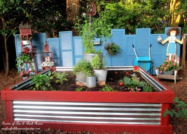 20 Unique Amp Fun Raised Garden Bed Ideas