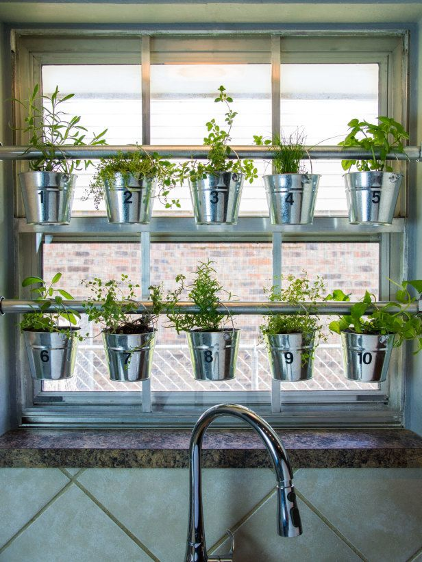 16 Hanging Windows Garden