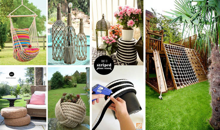 16-DIY-rope-ideas-garden