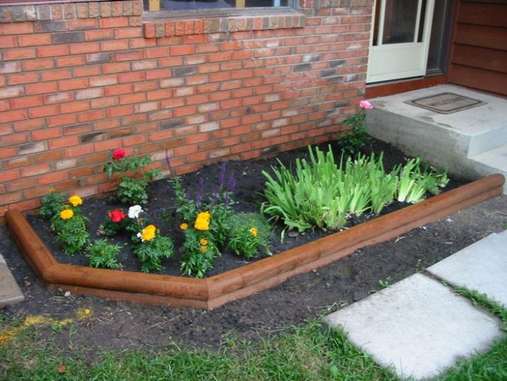 You Can Create The Small Flower Bed As A Round Bed In The Middle Of Your  Yard, Or Maybe Around Some Tree. Or You Can Also Have One Such Bed Around  Your ...