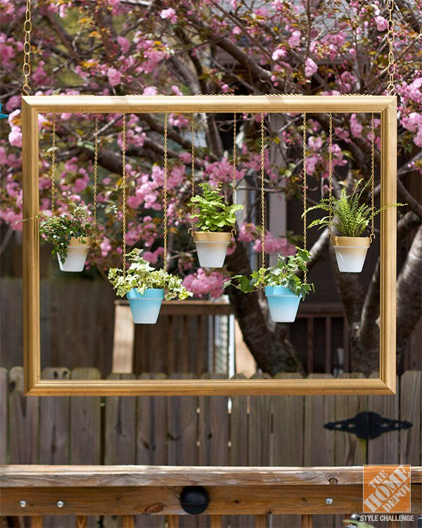 20 Awesome DIY Ways To Make Your Hanging Gardens Fabulous on Tree Planting Ideas For Backyard id=80574