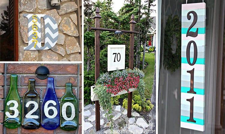 house-number-ideas-garden