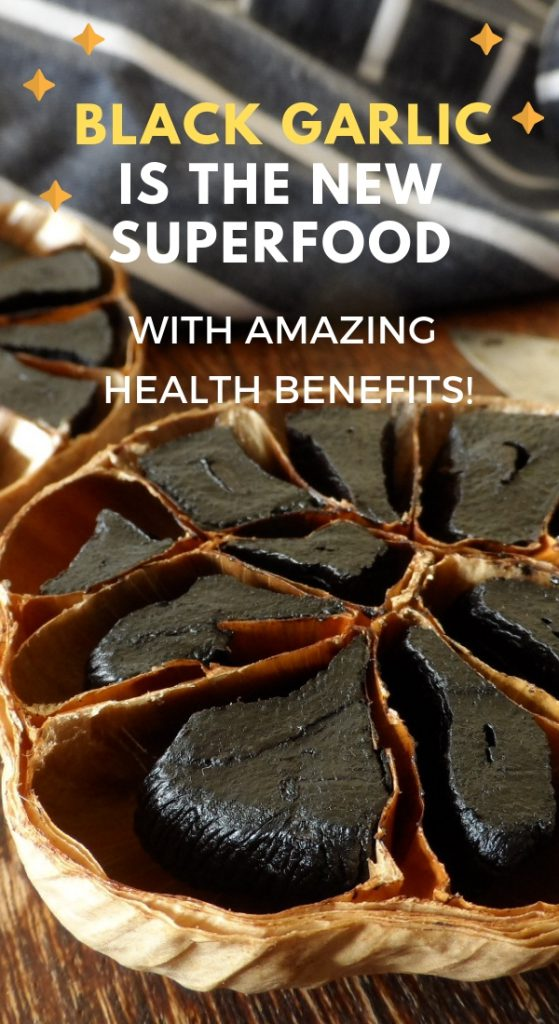 Black Garlic Is The New Superfood With Amazing Health Benefits!