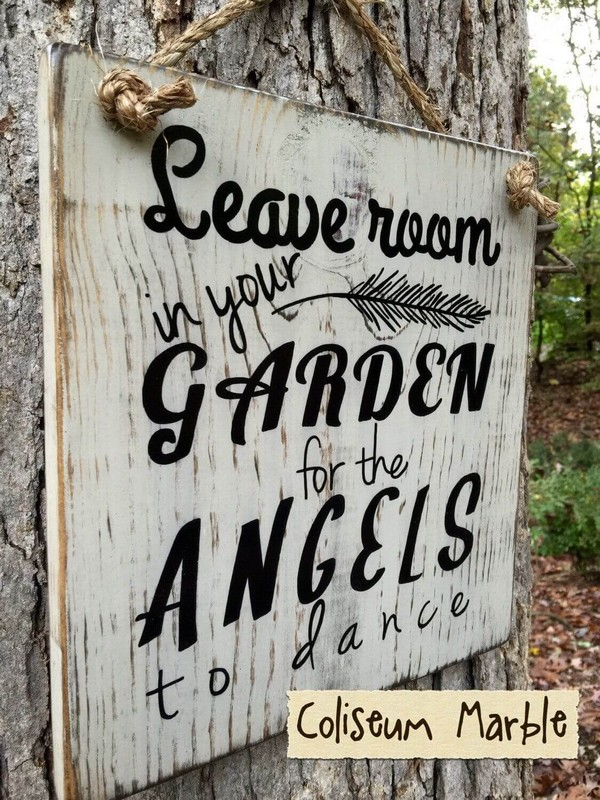 Super Funny Garden Sign Ideas To Spread Cheer Outdoors