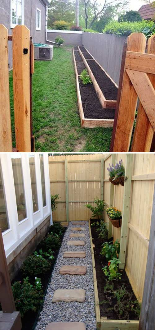 11 Ideas To Make A Small Vegetable Garden