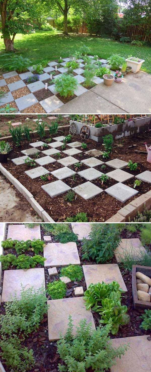 11 Ideas to Make a Small Vegetable Garden